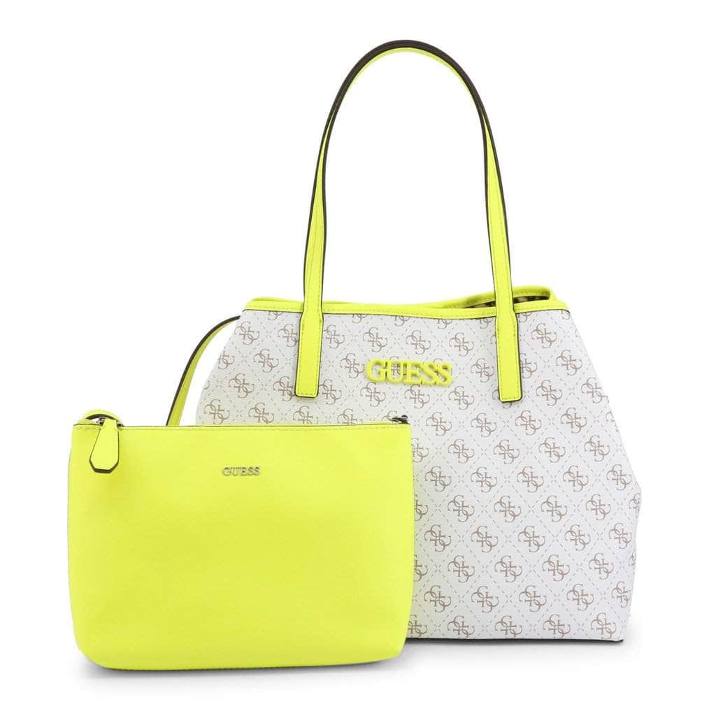 your trendy style Bags Shopping bags Guess - Vikky_NQ699523 white / NOSIZE