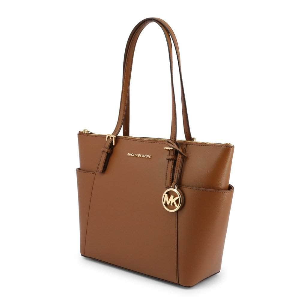 your trendy style Bags Shopping bags Michael Kors Women Leather Brown Shopping Bag - 30F2GTTT8L brown / NOSIZE