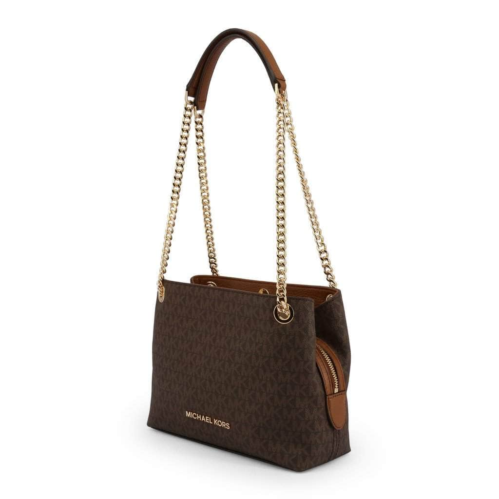 your trendy style Bags Shoulder bags Michael Kors Women Brown Shoulder Bag - JETSET 35S9GTTM2B brown / NOSIZE