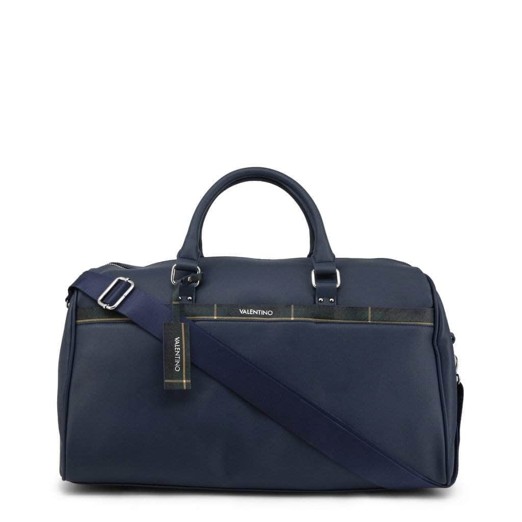 your trendy style Bags Travel bags Valentino by Mario Valentino - CODE_VBS2SS06 blue / NOSIZE