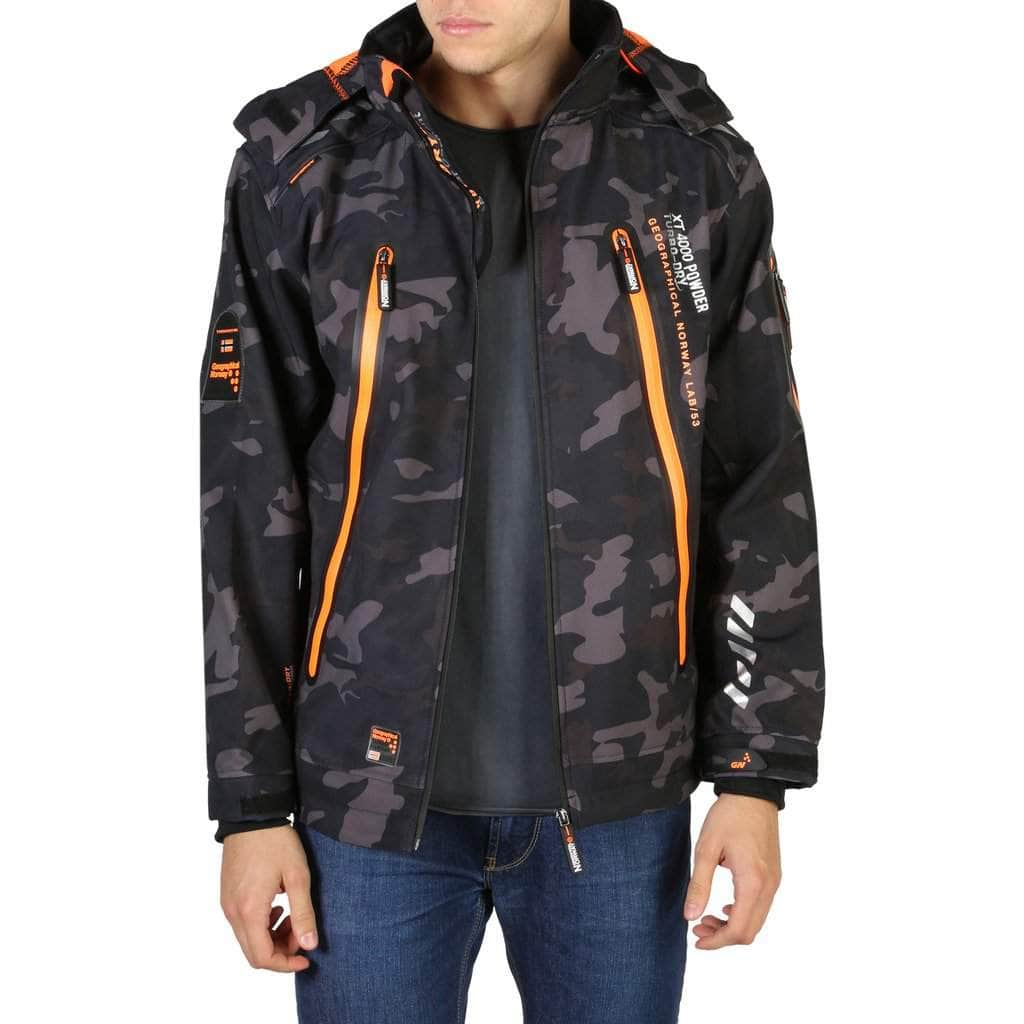your trendy style Clothing Jackets Geographical Norway - Torry_man_camo