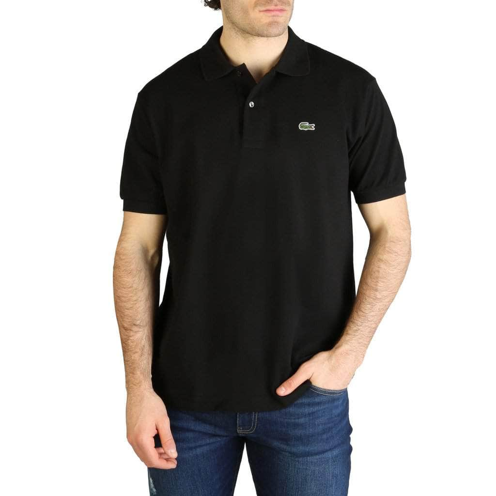 your trendy style Clothing Polo Lacoste - L1212 black / S