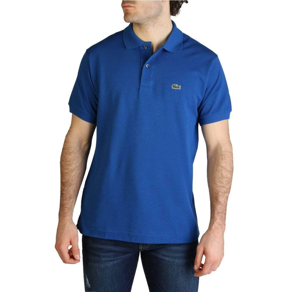 your trendy style Clothing Polo Lacoste - L1212 blue / S