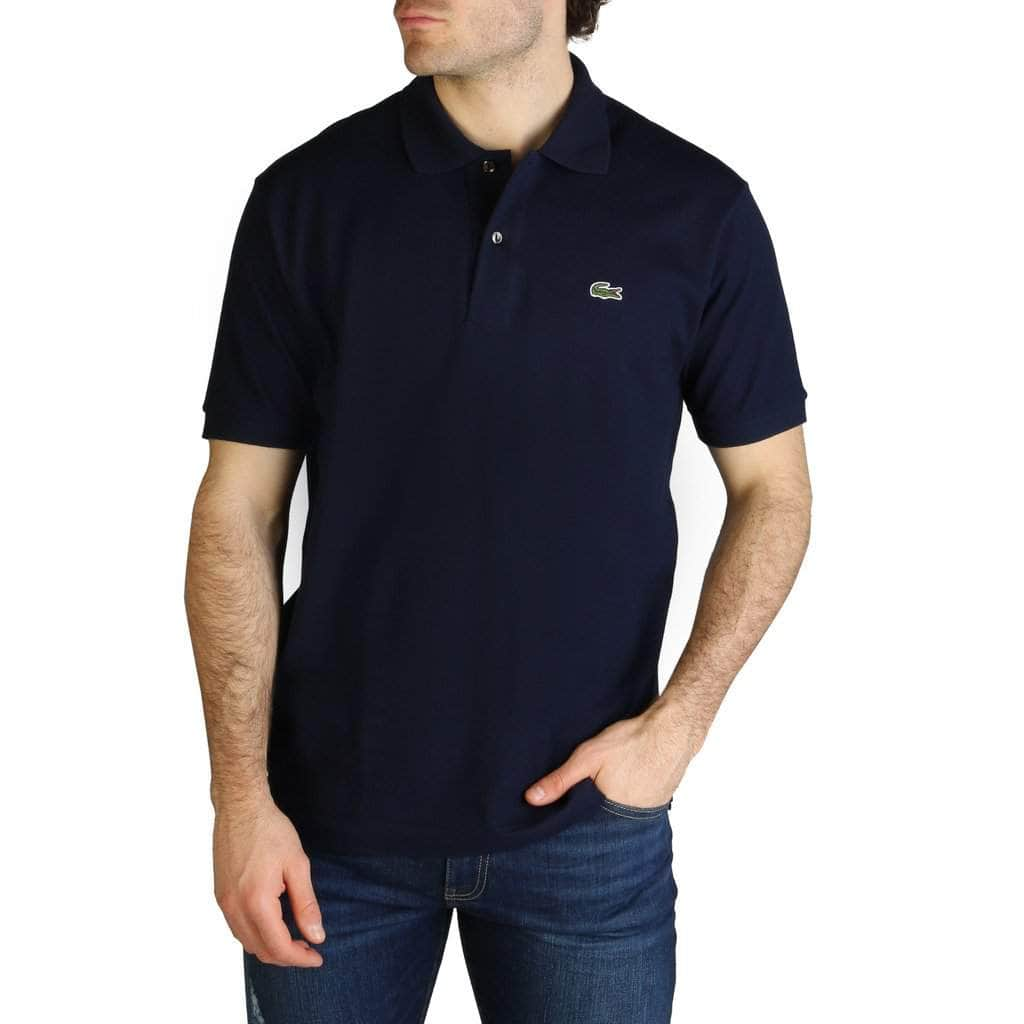 your trendy style Clothing Polo Lacoste - L1212 blue / XS