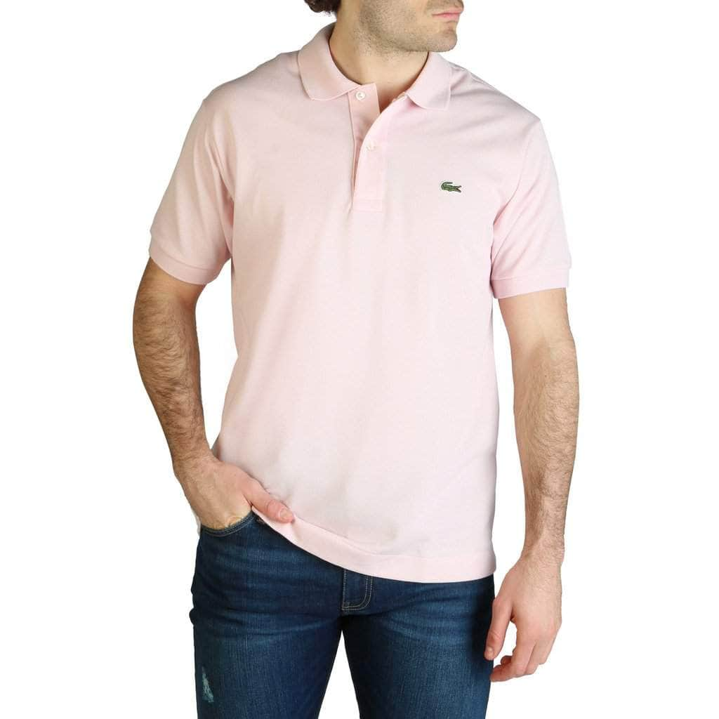 your trendy style Clothing Polo Lacoste - L1212 pink / S