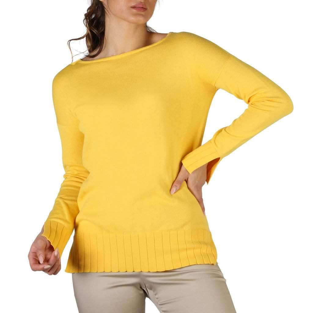 your trendy style Clothing Sweaters Fontana 2.0 - P1993 yellow / S