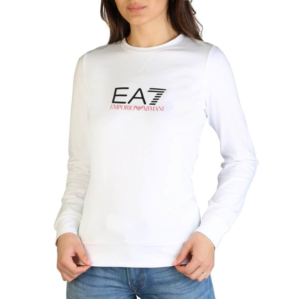 your trendy style Clothing Sweatshirts EA7 - 3GTM38_TJ31Z white / XS