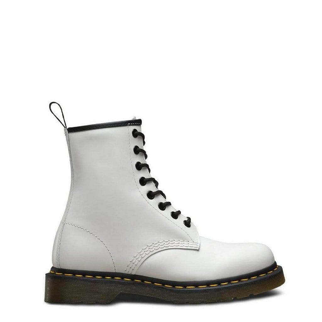 your trendy style Shoes Ankle boots Dr Martens Women White Ankle Boots - 1460 white / EU 36