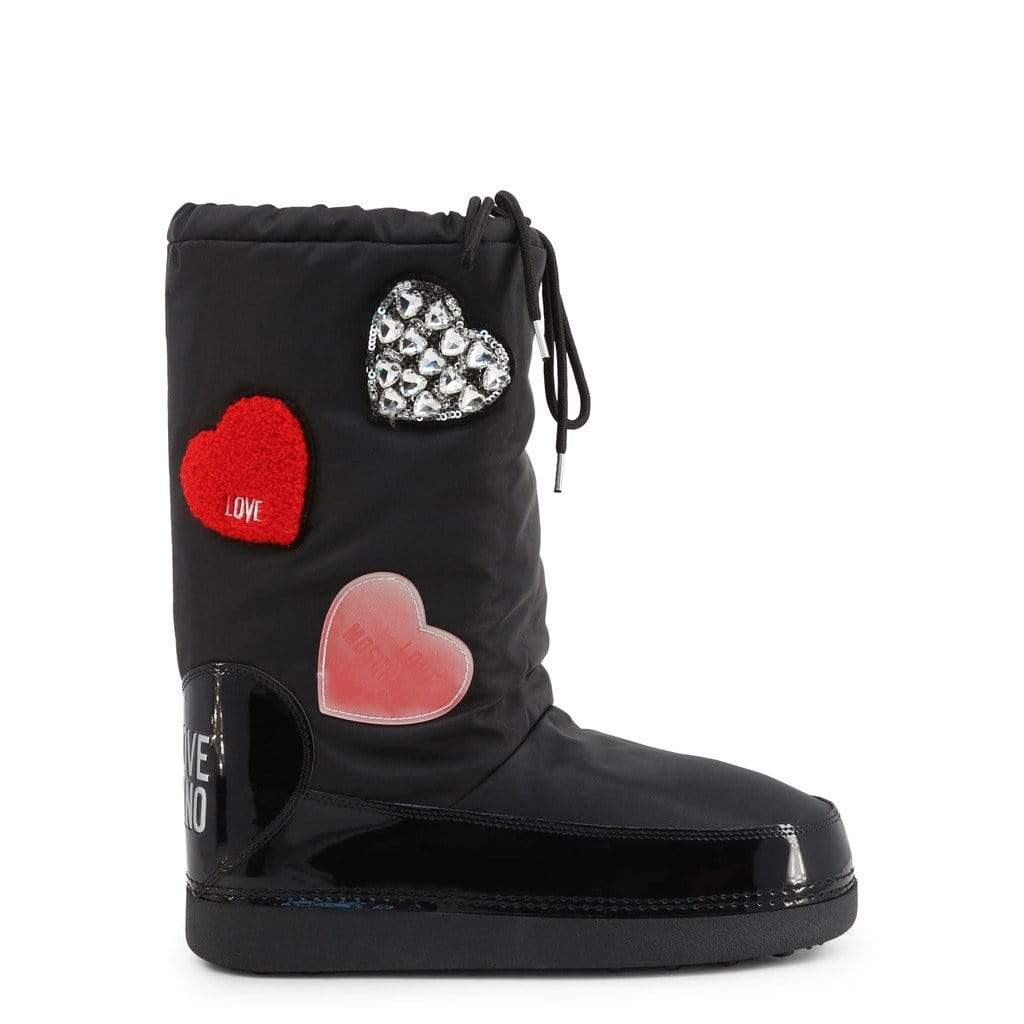 your trendy style Shoes Boots Love Moschino - JA24062G1BIU black / EU 35-36