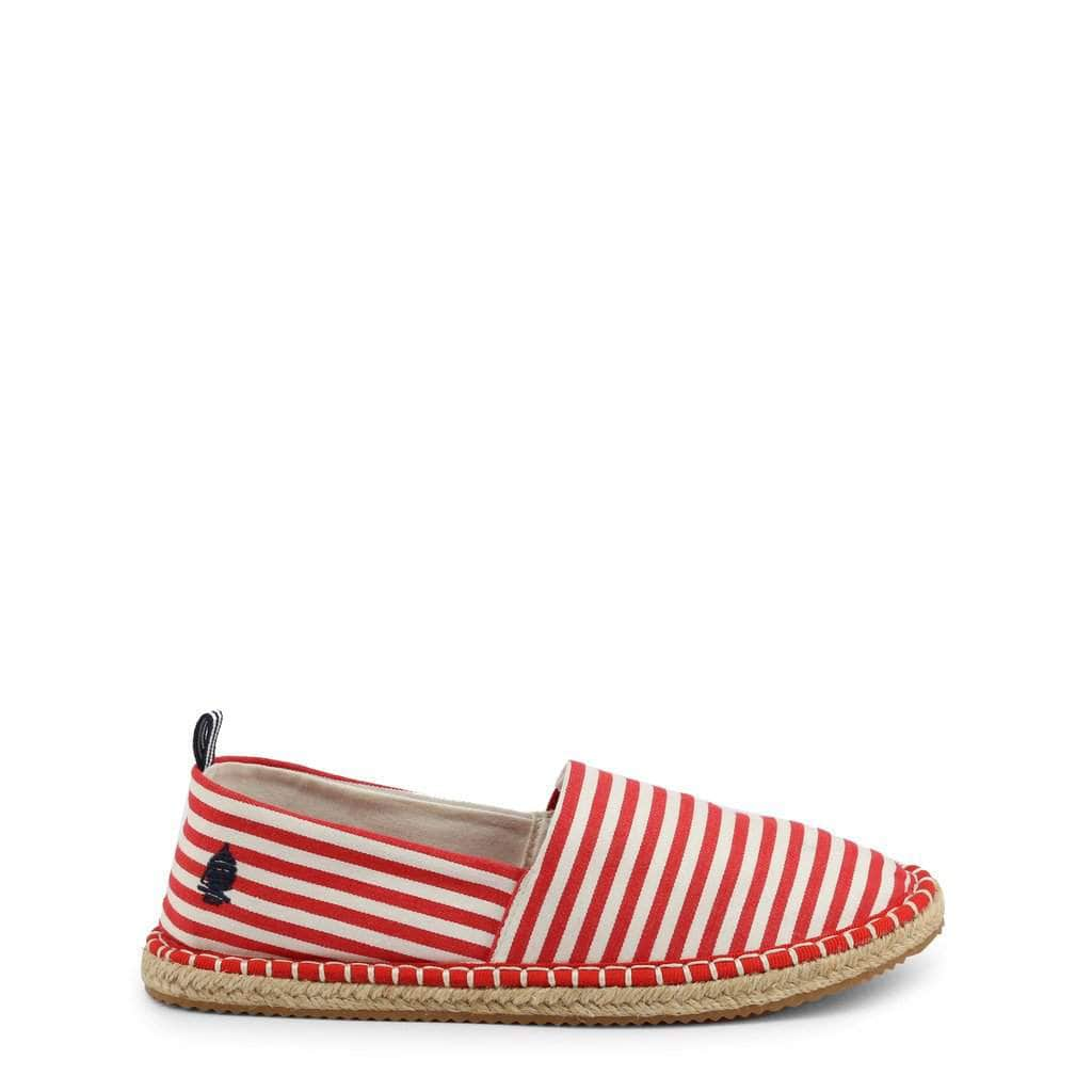 your trendy style Shoes Slip-on Marina Yachting - CICLADI181W624852 red / EU 35