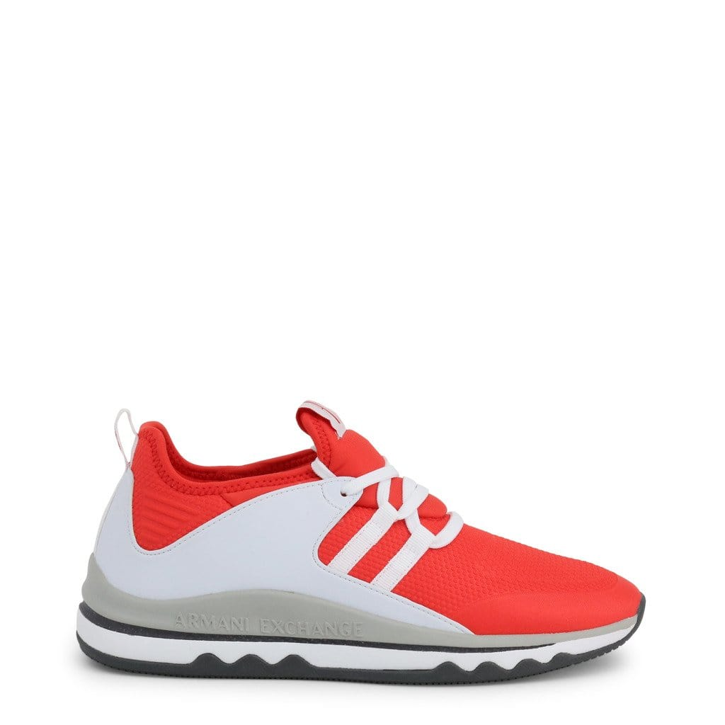 your trendy style Shoes Sneakers Armani Exchange - 9450498P479 red / US 5