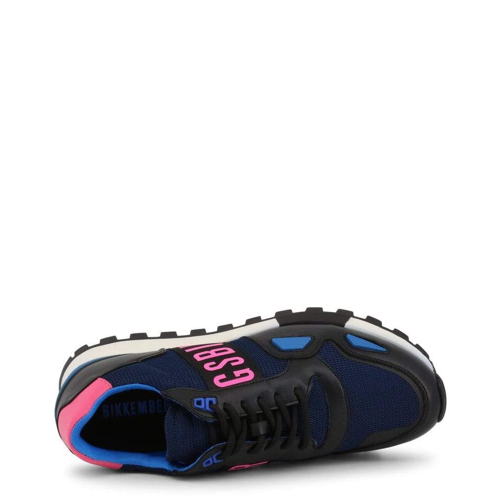 your trendy style Shoes Sneakers Bikkembergs Men Blue Sneakers - FEND-ER 2232