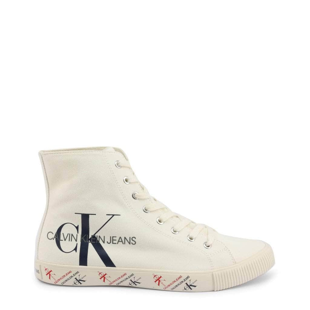 your trendy style Shoes Sneakers Calvin Klein - DANZA_B4R0894 white / EU 36