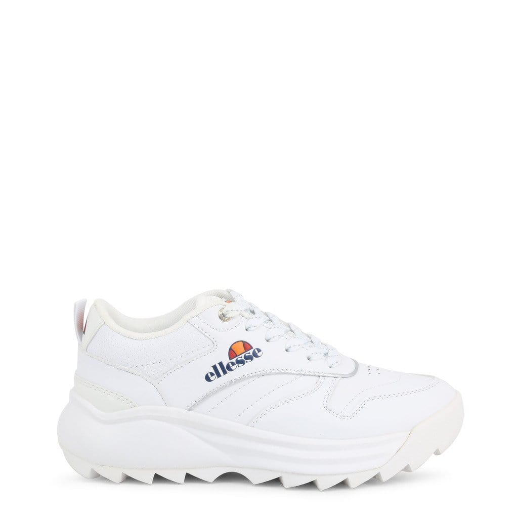your trendy style Shoes Sneakers Ellesse Women White Sneakers - EL01W50417 white / EU 35