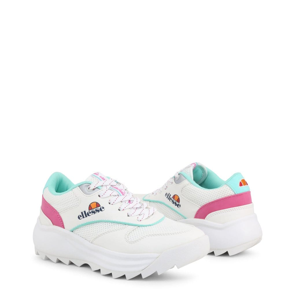 your trendy style Shoes Sneakers Ellesse Women White Sneakers - EL01W50420