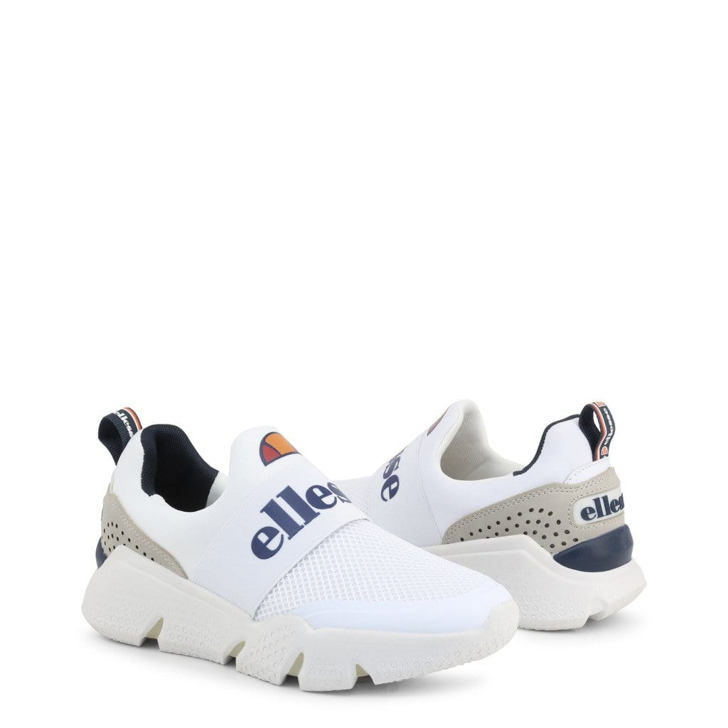 your trendy style Shoes Sneakers Ellesse Women White Sneakers - EL01W60420
