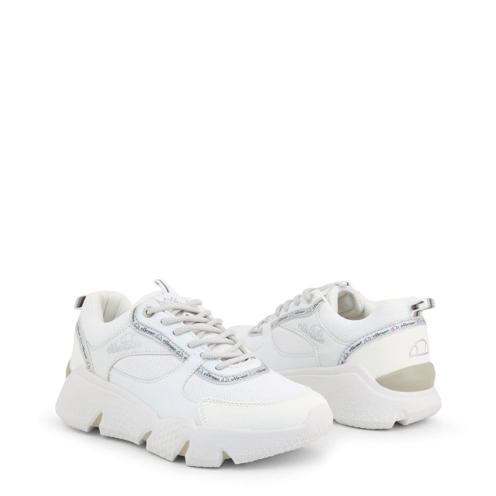 your trendy style Shoes Sneakers Ellesse Women White Sneakers - EL01W60431