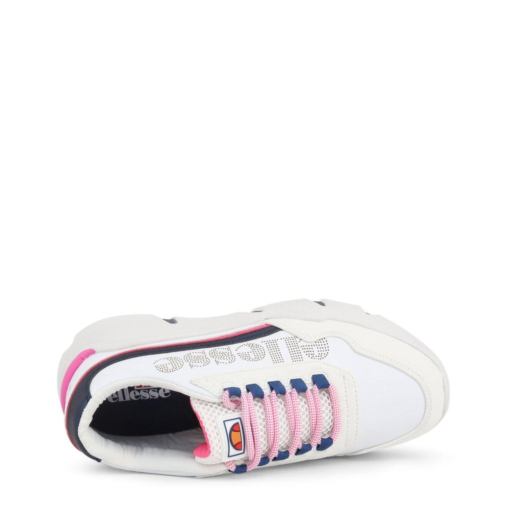 your trendy style Shoes Sneakers Ellesse Women White Sneakers - EL01W60433
