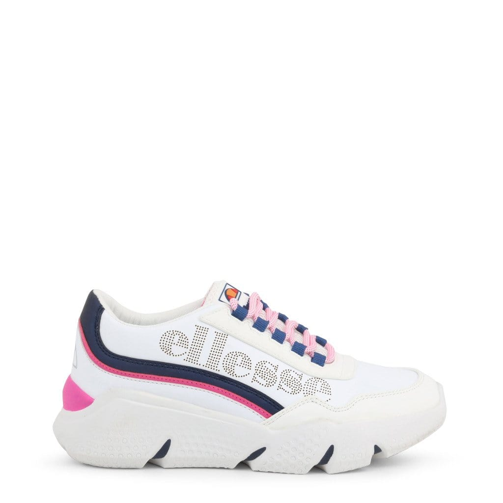 your trendy style Shoes Sneakers Ellesse Women White Sneakers - EL01W60433 white / EU 36