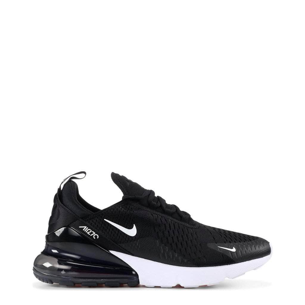 your trendy style Shoes Sneakers Nike Men Black Sneakers - Air Max 270 black / US 8