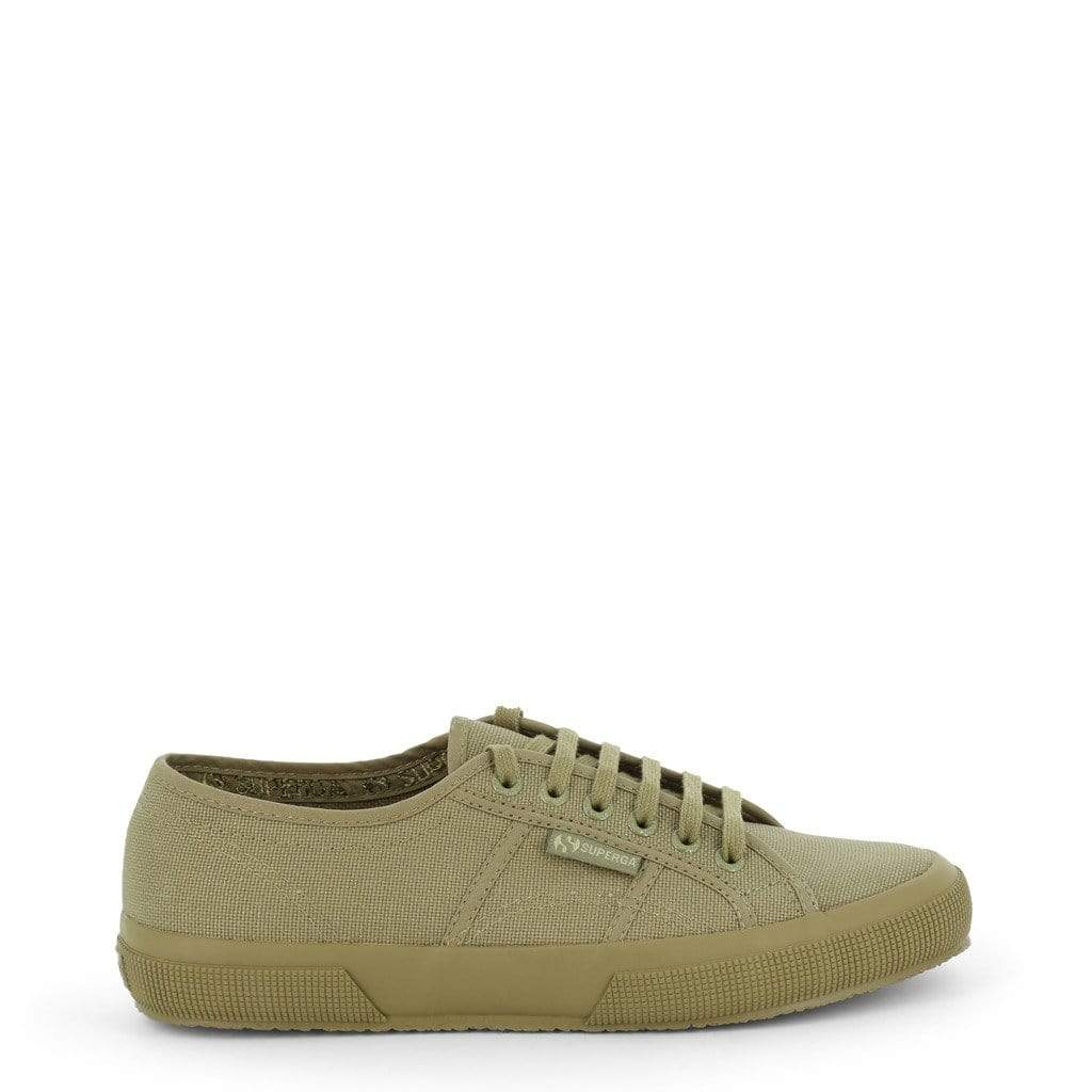 your trendy style Shoes Sneakers Superga - 2750-COTU-CLASSIC green / 35