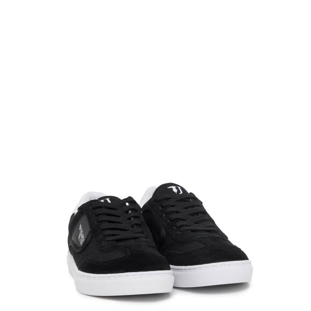 your trendy style Shoes Sneakers Trussardi Women Black Sneakers - 79A00332