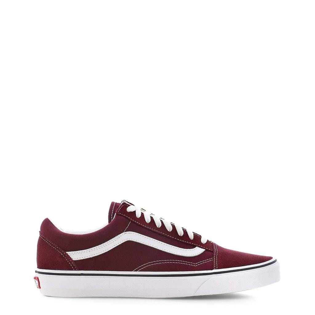 your trendy style Shoes Sneakers Vans - OLD-SKOOL_VN0A38G1 red / US 4.5