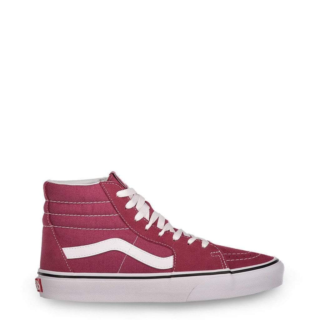 your trendy style Shoes Sneakers Vans Women Men Violet High Sneakers - SK8-HI VN0A38 violet / 4.5
