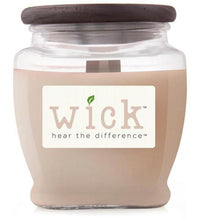 Wick candles