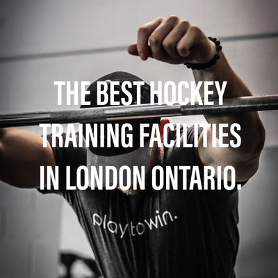 The Best Hockey Training Facilities in London Ontario.