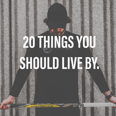 20 Things to Live By