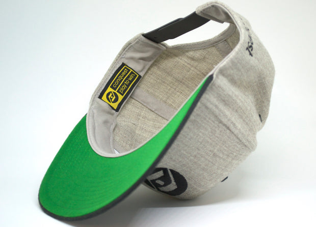 Ace Snapback (grey) inside