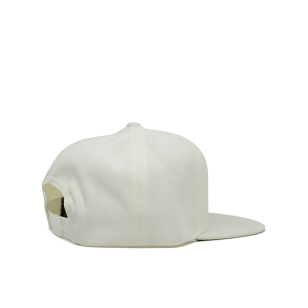 The Hat-Trick Snapback (Off-White)