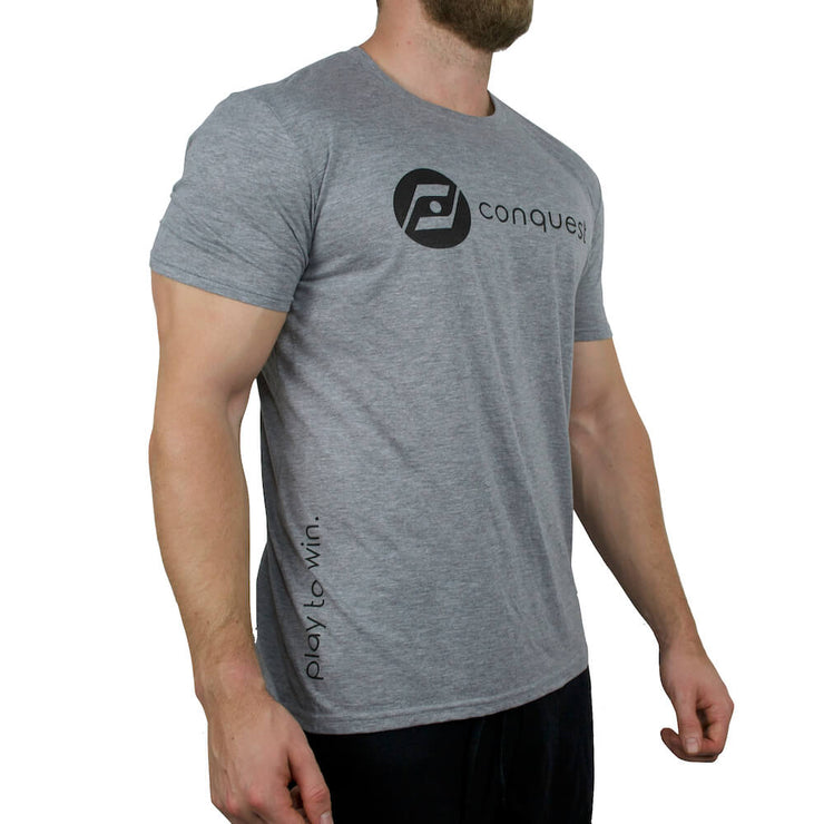 The Commitment Tee (Slate grey)