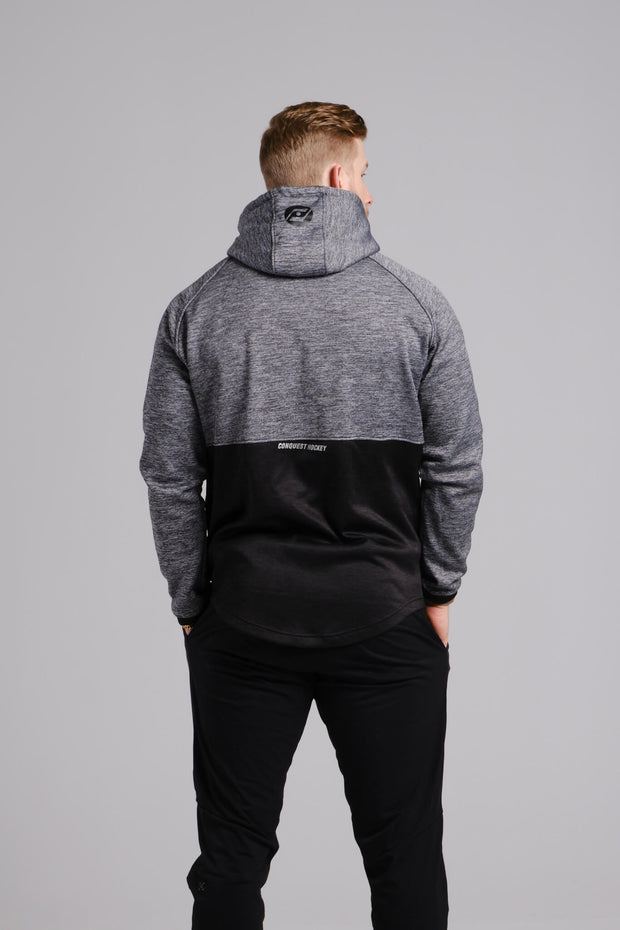 The Recharge Tech Fleece (Black)