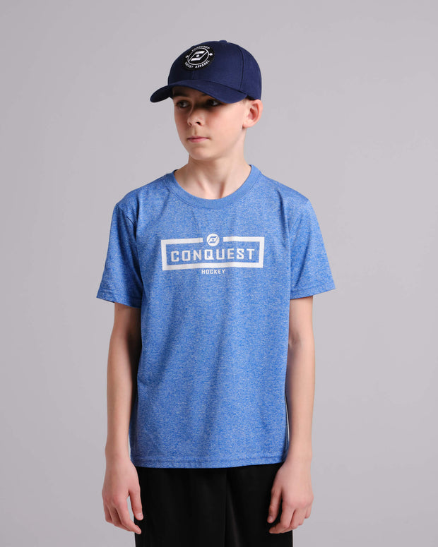 Youth Prodigy Tee (Blue)