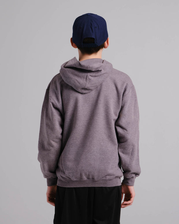 The Early Riser Youth Hoodie (Grey)