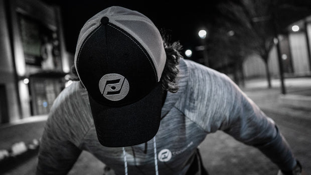 Virtuoso 2.0 (YinYang) Mesh Hockey Hat outside