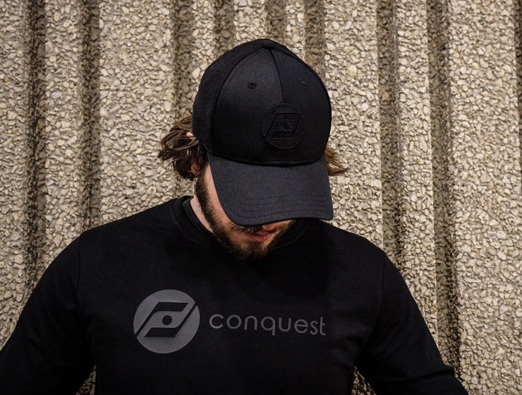 Virtuoso Stealth 2.0 Mesh Hockey Hat outside