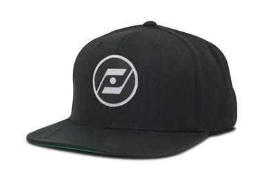 The obsession snap back (grey logo)