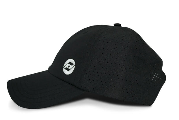 The Contender hat (black) side