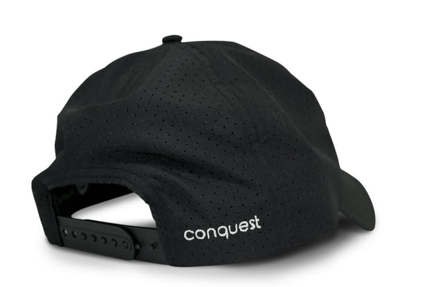 The Contender hat (black) back