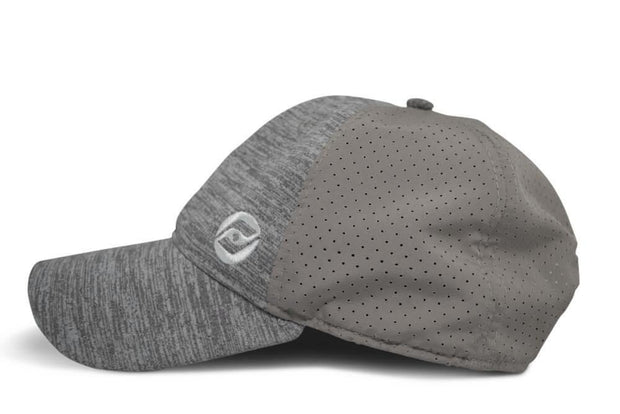 The Contender hat (grey) side