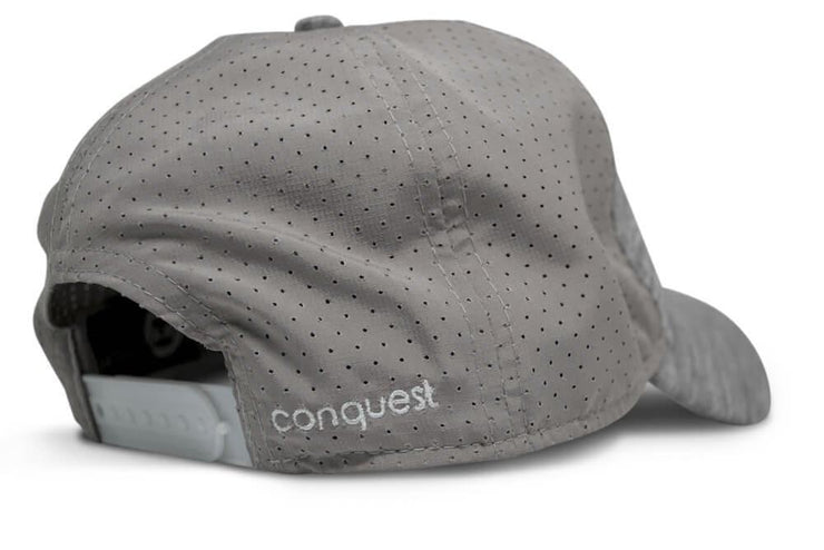 The Contender hat (grey) back