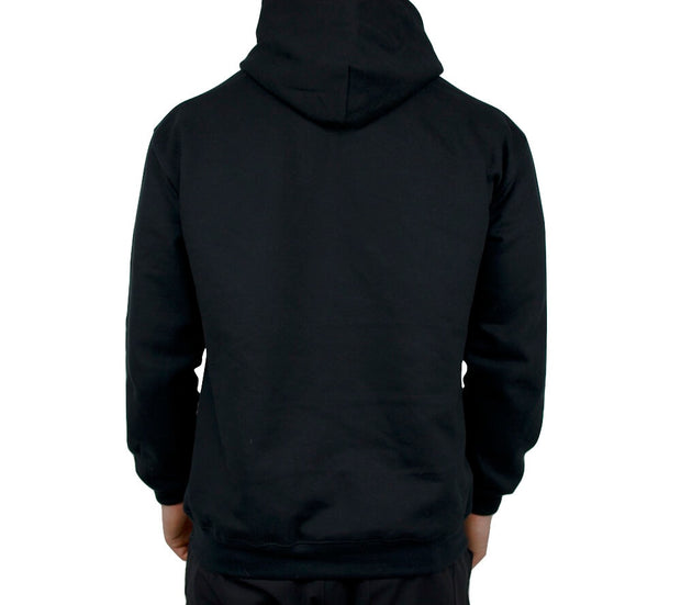 The Enforcer Hoody back