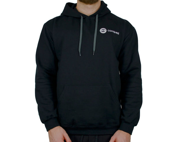 The Enforcer Hoody front
