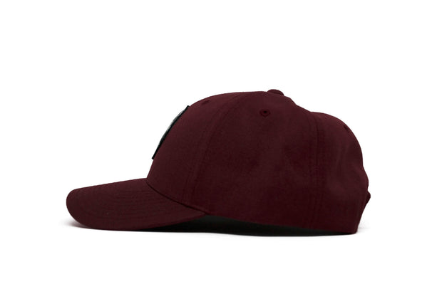 The All-Day SnapBack (Maroon)