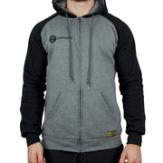 The Storm Zip-up hoody front