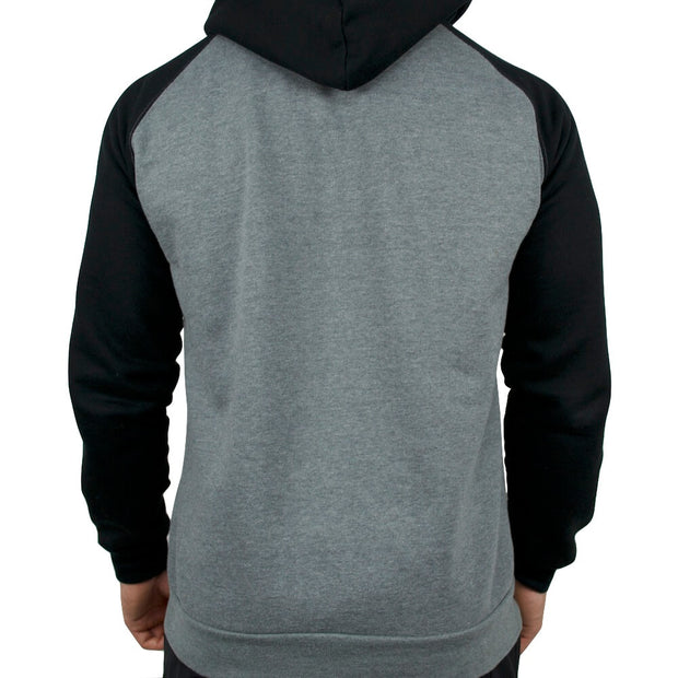 The Storm Zip-up hoody back