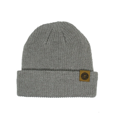 The Two-Way Toque (Slate Grey)